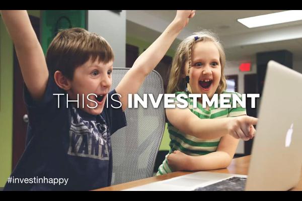 #InvestInHappy Needs You!