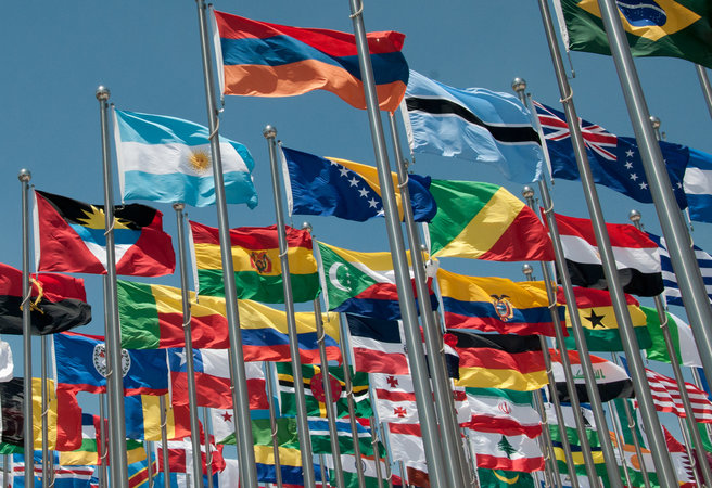 international-flags_stock