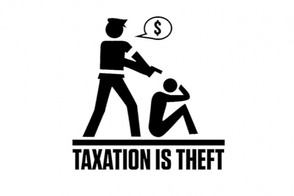 The morality of taxation
